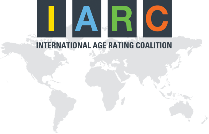 IARC ratings for mobile and digitally delivered games from